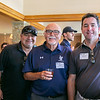 Anthony Morales, Gene Brock and Anthony Buccino