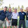Tom Grimes, Brad Reaume, Mike Sullivan, Michael Moran and Jim Thomson