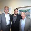 Tom Radle, Ben Buys and Pat Wickham