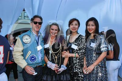 3991 Brent Schoenbaum, Michele Hardy, Irina Xue and Janet Xu