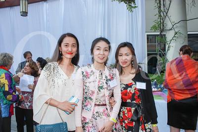 3972 Tiffany Tian, Yoyo Zhou and Shelly Chiu
