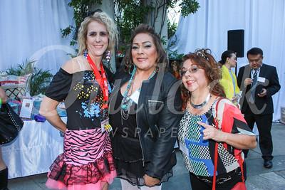 3985 Michelle Feghali, Yvonne Recendez and Tina Jimenez