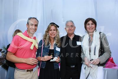 3955 Brad and Vicki Martinez, Jacques Peysson and Corinne Boyer