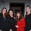 Cheryl Allen, Carol Kirland, Ellen Radle and Suzy Rettig