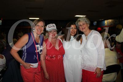 4657 Kathy Gibson, Robin Northrup, Sandra Belloso and Pattie Olson