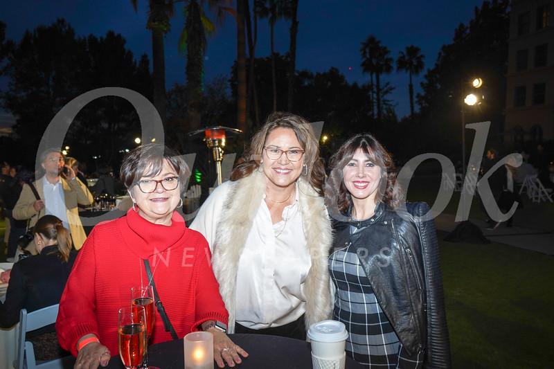 Sylvia Vasquez, Shaunna Spears and Vanina Tomasian
