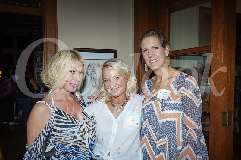 Shirley Alsarraf, Jill Liston and Lisa Kersting