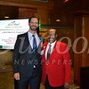 Craig Sindici and Tournament of Roses President Gerald Freeny