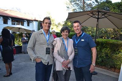 Glenn Golder, Mary Loos and Mark Odgen