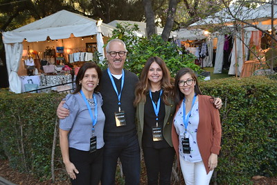 Patty Cabral, Rob Levy, Maro Gaboudian and Claudia Witkop