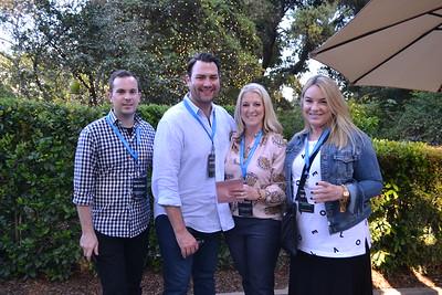 Garrett Collins, Matt McIntyre, Suzy Hazel and Anne Sanborn