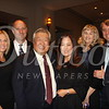 Robin and Tim Cragoe, Ben and Jennifer Shin, and Kay and John Rouse