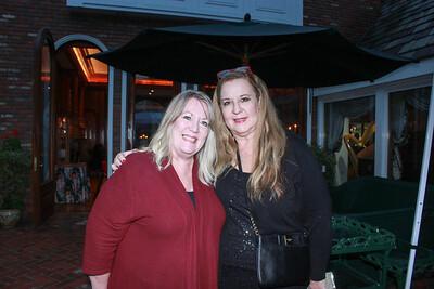 Kristy Bradshaw and Annie Perez