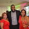 Yvonne Hill, Melvin Barnes and Shemika Jones