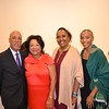 Wes and Barbara Coleman with Donna and Arielle Ford