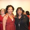 Deidre Washington and Cheryl Moody