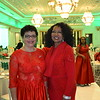 Event chair Janet Pope Givens and Links Chapter President Cheryl Myers