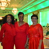 Cheryl Myers, Diane Scott and Janet Pope Givens