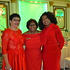 Janet Pope Givens, Charmayne Mills Ealy and Cheryl Myers