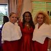 Tarsha Proctor Standridge, Tanya Williams and Dr. Karen Gwinn