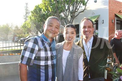 8084 Richard Kim, Jessica Soo and Craig Cardella