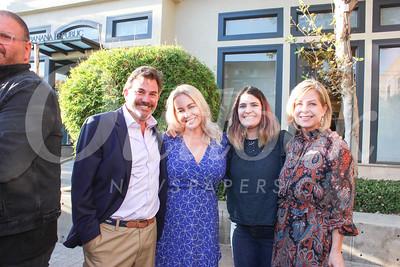 8104 Tom Flanagan, Colette Dornblum, Liz Navarro and Lisa Ashworth