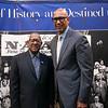 Allen Edson and Assemblyman Chris Holden