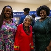 Victoria Williams, Betty Ford and Patrice McKenzie