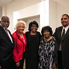 Joe Brown, Gwen McMullins, Dorothy Jennings, Katy Townsend and Anthony Simmons