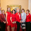 Kim and Ginger Caldwell with Sara Smith, Judith Epley, Diane Russell, Ellyn Semler, Nancy Harahan and Joyce Lovelace