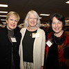 Cindy Bengtson, Dr. Diane Cullinane and Louise Wannier