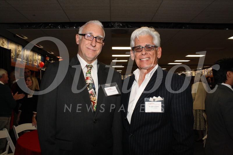 Dennis Buckley and George Falardeau