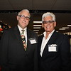 Dennis Buckley and George Falardeau