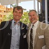 4 Principal John Rouse and Dr. Steven Sherman, Head of School