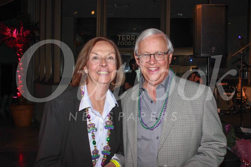 Sue and Pat Wickhem