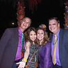 Dr. David Ratto, Rachel Lin, Julie and Tom Brady