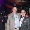 Methodist Hospital Director of Marketing and Business Development Brian Greene and Hospital Foundation President Mike Driebe