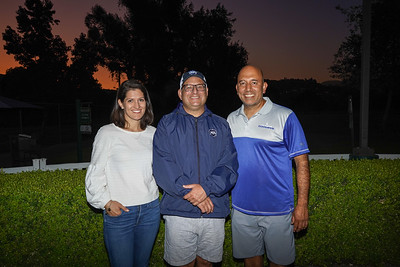 Mary Cole, Joe Sciuto and David Galaviz