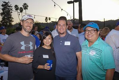 Zack McKinney, Mindy Klarin, Peter Klarin and Jason Chan