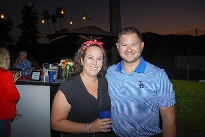 Jennifer Neumayer and Brent Mason