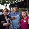 Martha Figueroa, Leonard Pena and Julie Soma