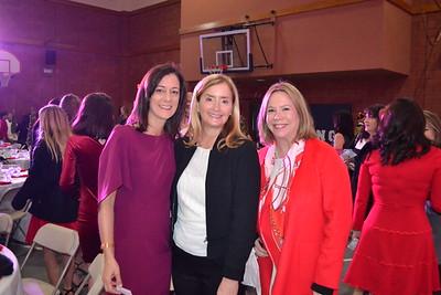 Jennifer Webster, Suzanne Sanchez and Bridgid Brahos