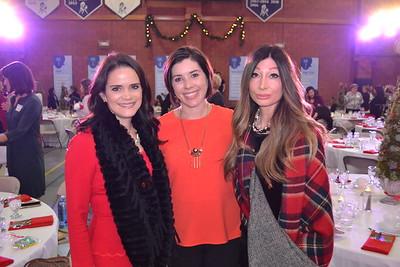 Leah Mason, Tess Henderson and Stefanie Graham
