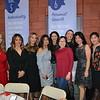 Maggie Gatmaitan, Michelle Reyes-Guererro, Janice Gavia, Natty Bower, Cynthia Anderson, Miriam Woo, Michala Wei, Angela Cai and Jian Liu
