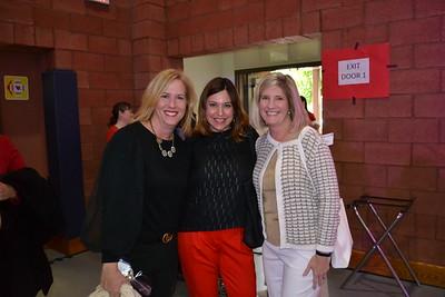 Renee Norton, Rene Dolan and Erika Randall