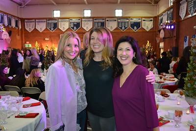Danica Gallanis, Katja Favretto and Diane Rojas