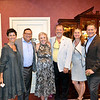 Marcia Gilbert and Joe Sciuto, Sarah and Joe Gill and Lyn and Hunt Salembier