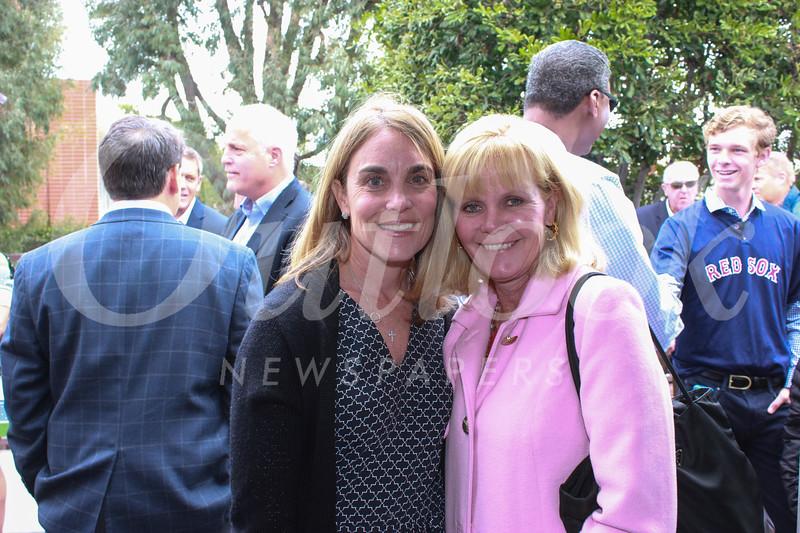 Karen Limongelli and Courtney Hotchkis