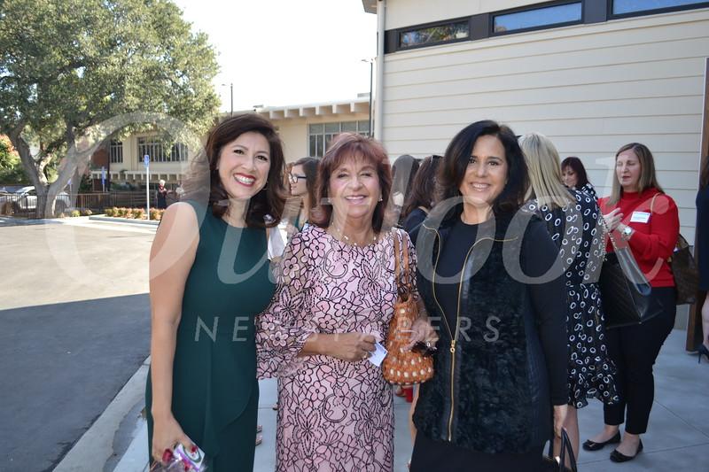 Diane Rios, Rita Rios and Richelle Huizar