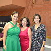 Ivonne West, Maria Diaz and Julie Fortune
